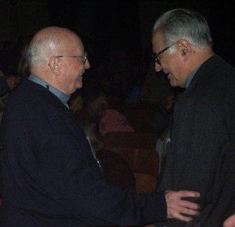 Francisco Muñoz Molina y Alberto Ibañez Padilla