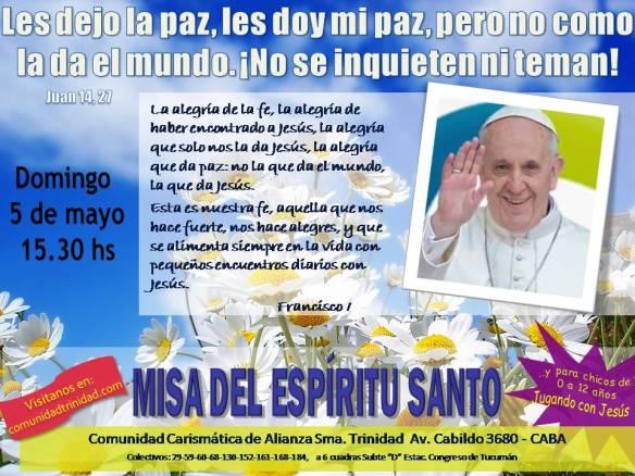 Invitación mayo 2013