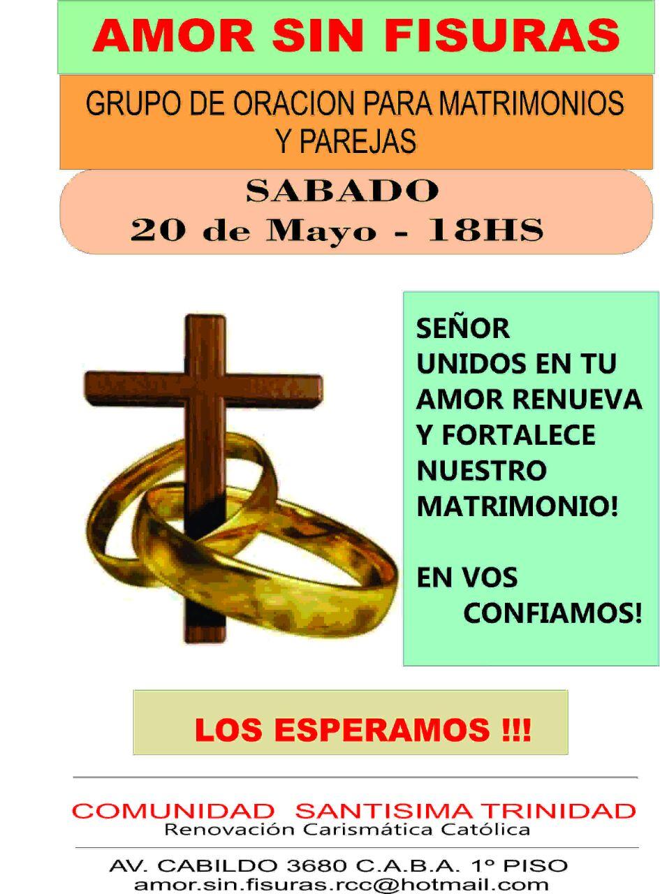 Oracion Para Matrimonio Catolico : Matrimonio comunidad carismática de alianza santísima